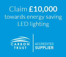£10,000 off LED Lighting