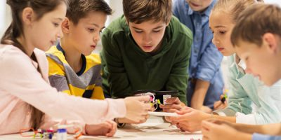 LED Intelligence and Technology for Schools