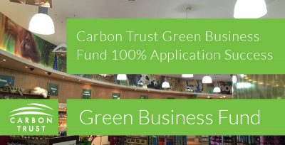 Carbon Trust Fund 100% Application Success