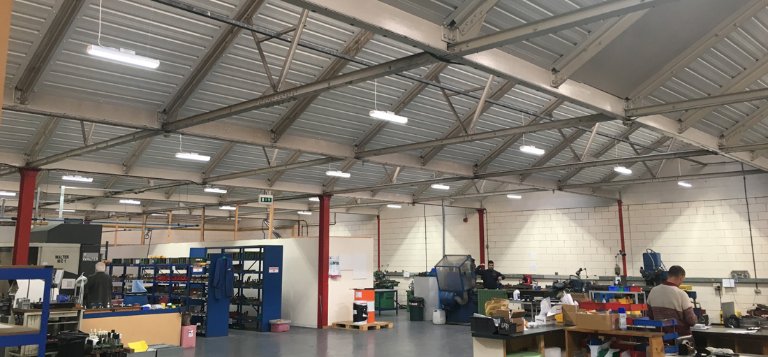 Techni Grind LED Lighting Project
