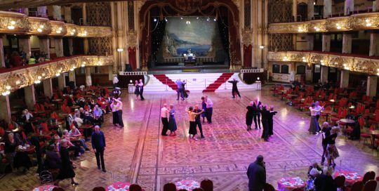 Blackpool Tower Ballroom LED Lighting