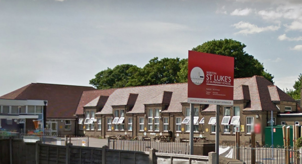 Skerton St Lukes Primary School Uk Energy Lighting