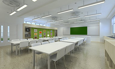 LED Lighting Lease for Academies